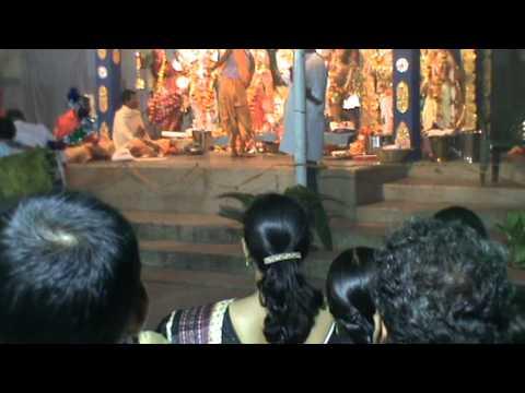 Bengali sarva jana puja  at RRCAT Indore
