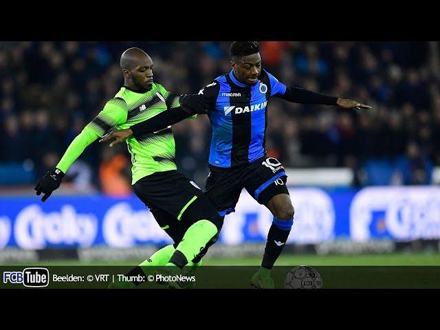2017-2018 - Croky Cup - 05. Halve Finale - Club Brugge - Standard 3-2