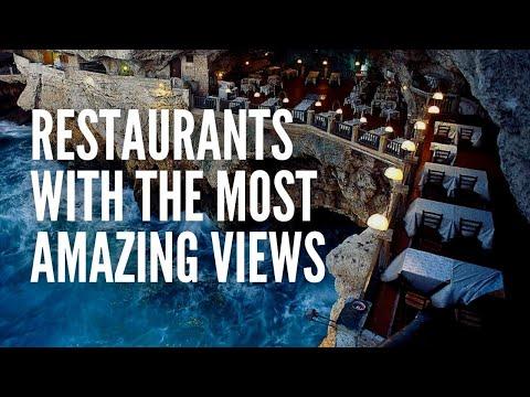 10 Amazing Restaurants with Breathtaking Views