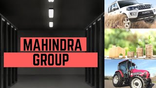 How Big is Mahindra Group | Business Diversification|