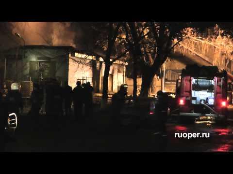 Взрыв газа, пожар на ул. Моисеева 25 октября