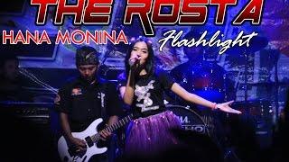 Hana Monina - Flashlight   The Rosta Live Lap. Talang, Rejoso, Nganjuk 2016