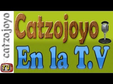 Entrevista en la TV   Catzojoyo