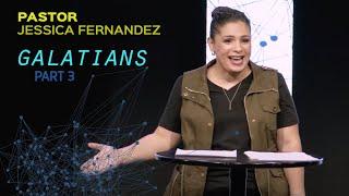 CenterPointe Church Sunday Service - GALATIANS Part 3 [Pastor Jessica Fernandez]