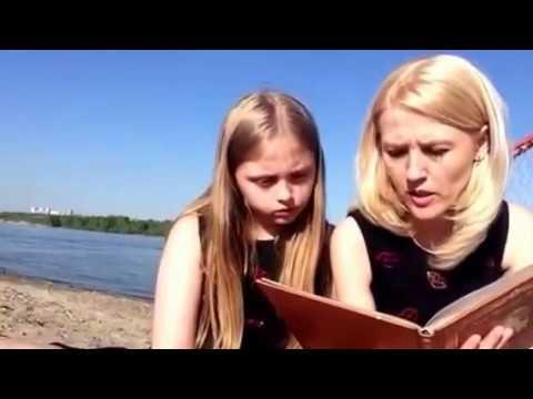 Изображение предпросмотра прочтения – СветланаГригор читает произведение «Пастушка и трубочист» Х.К.Андерсена