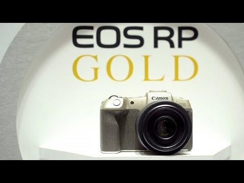 Canon EOS RP -  90s edition & new lenses