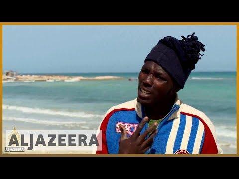 'I was sold': Niger refugee in Tunisia recounts Libya horrors | Al Jazeera English