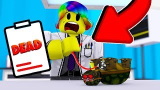 I Have Some BAD NEWS *shocking* (Roblox Vet Simulator)