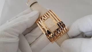 Обзор женских золотых часов бу Chopard Montres Dame XL