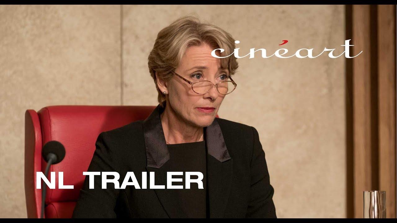 THE CHILDREN ACT - Richard Eyre - Officiële Nederlandse trailer - NU in de bioscoop