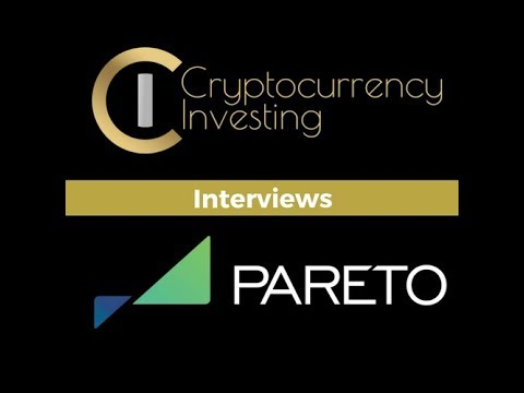 Interview with Eric Lamison-White, CEO of Pareto