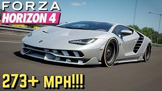 Forza Horizon 4 Centenario