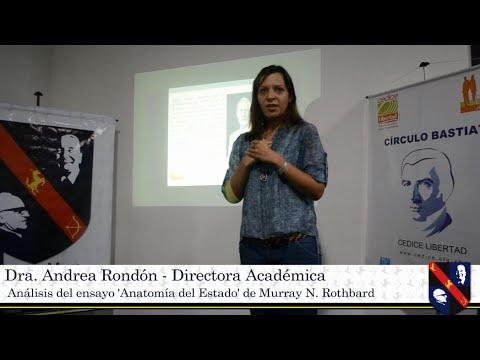 Anatomía del Estado - Andrea Rondón - YouTube