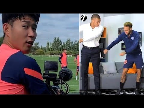 Funniest Social Football Moments In 2020 - Fails, Pranks, Training