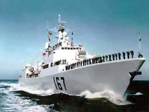 chinese navy 2009