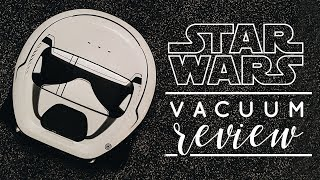 Samsung Star Wars Robotic Vacuum Cleaner Review