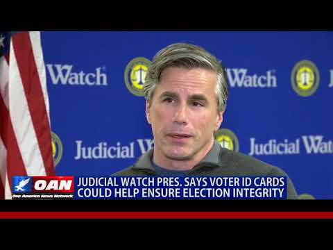 Judicial Watch President Tom Fitton: 'The Left wants the ability to steal elections'