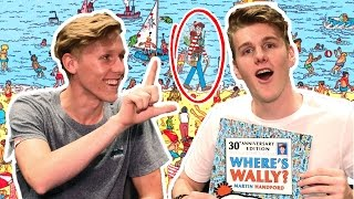 THE WHERE'S WALLY CHALLENGE!