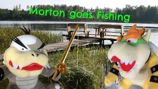 Morton goes Fishing