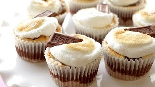 How To Make S'mores Cupcakes