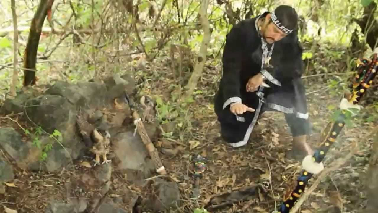 Nahual De Catemaco Youtube