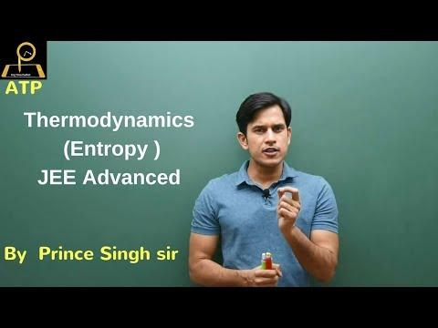 Thermodynamics (Entropy Calculation) - By Prince Sir