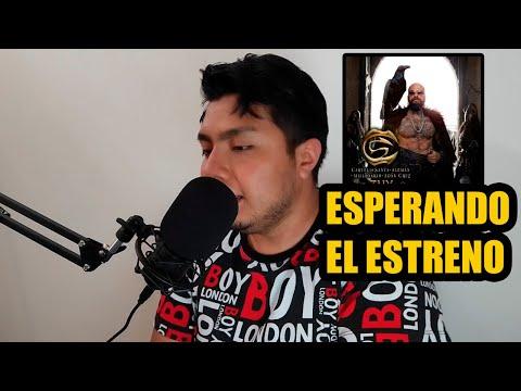 """Esperando el estreno de """"TUY"""" – Cartel de santa, Alemán, Millonario, Adán Cruz"""