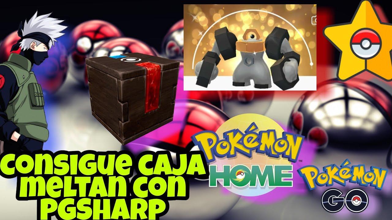 Download 🚨Consigue a Meltan con PGSharp🚨 como conseguir caja meltan GRATIS Pokémon Go