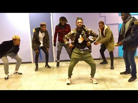 MHD - AFRO TRAP Part.10 (Moula Gang) Dance
