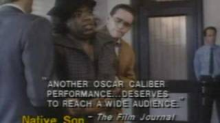 Native Son (1986) Trailer