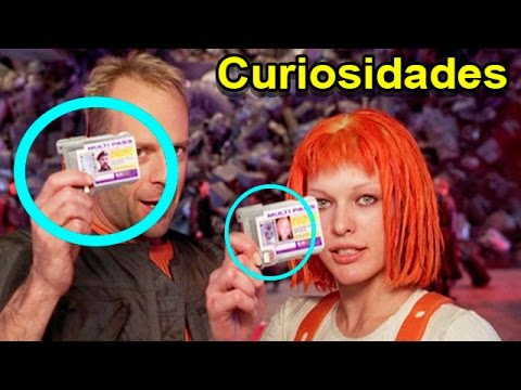 30 Curiosidades de El Quinto Elemento / The Fifth Element Movie Facts