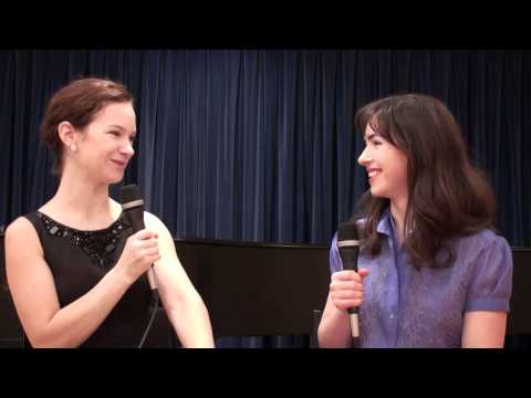 iCadenza interview with Hilary Hahn