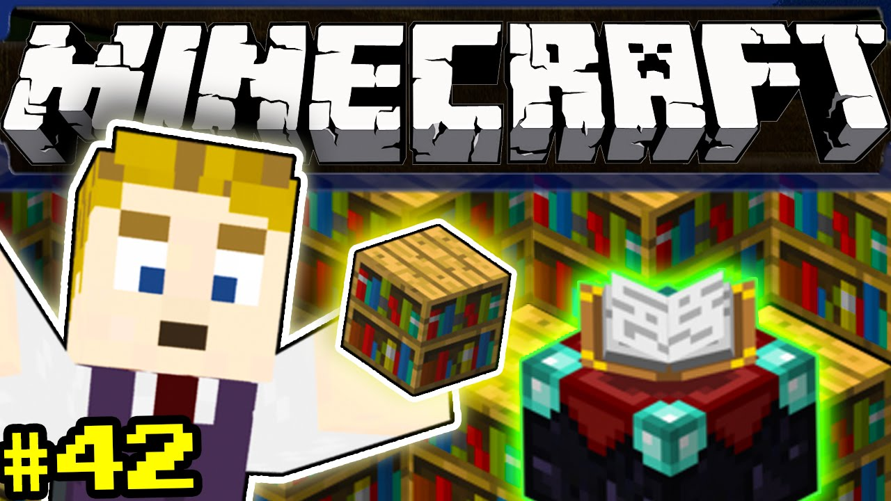 minecraft how to make bookshelves