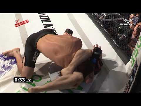 Almighty Fighting Championship 7 - Matty Booth v Jordan Mawer