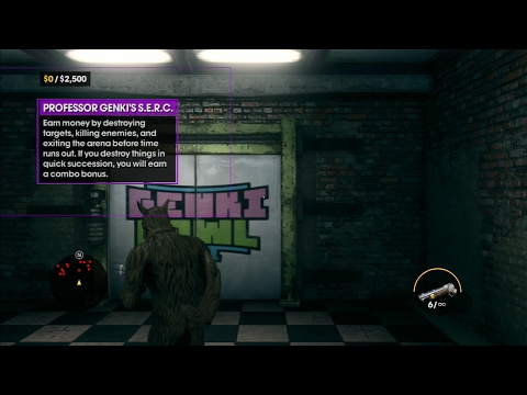 Saints Row The Third | Max Money Glitch (Genki Bowl VII DLC Required) - PS3 Only