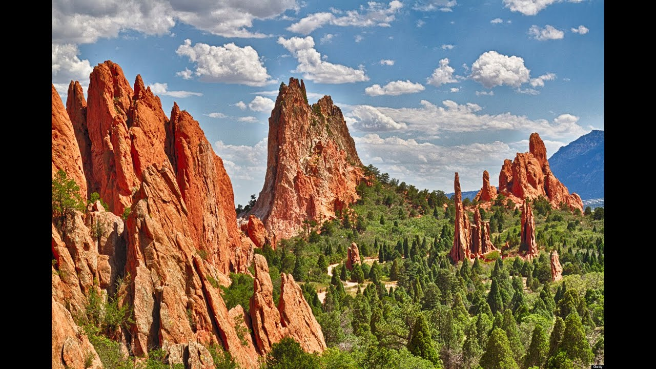 Image result for garden of the gods