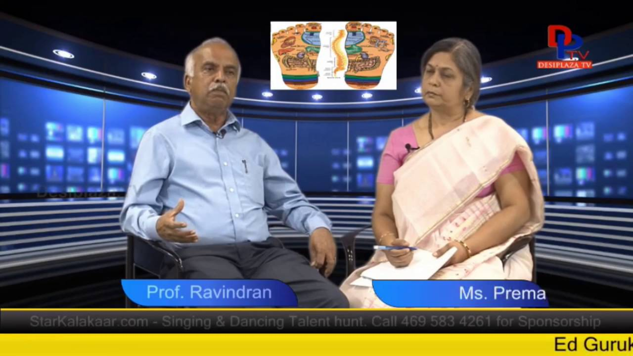 Part 1 Interview with Mr. Ravindran Kannan, Yantra Foundation, AcuPressure Expert