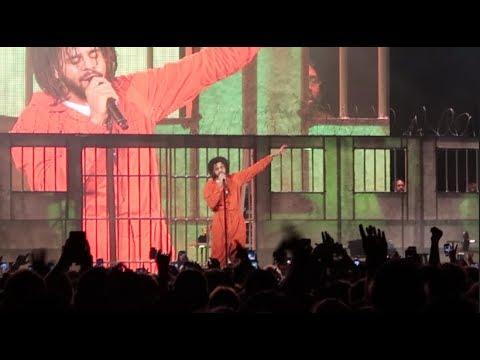 J. Cole Sydney Concert ! ! 4 YOUR EYES ONLY