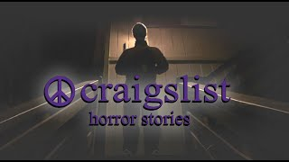 4 Scary TRUE Craigslist Stories