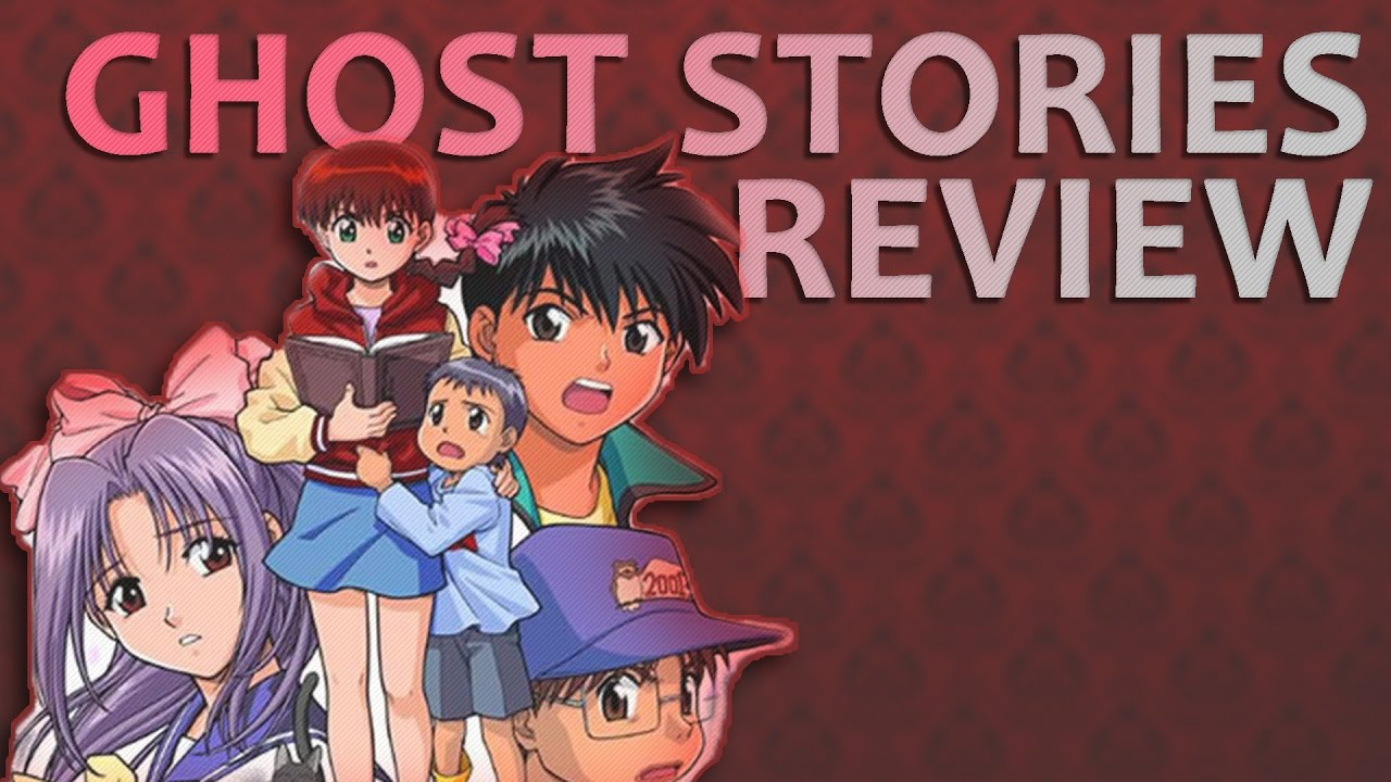 Ghost stories review best dub in anime history
