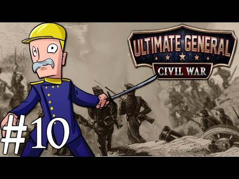 Ultimate General Civil War 1.0  | Union | Part 10 | Gaines Mill