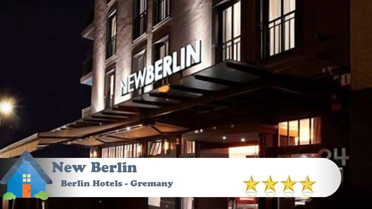 New Berlin Hotels Germany