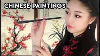 [ASMR] Traditional Chinese Painting - Relaxing Brush Sounds
