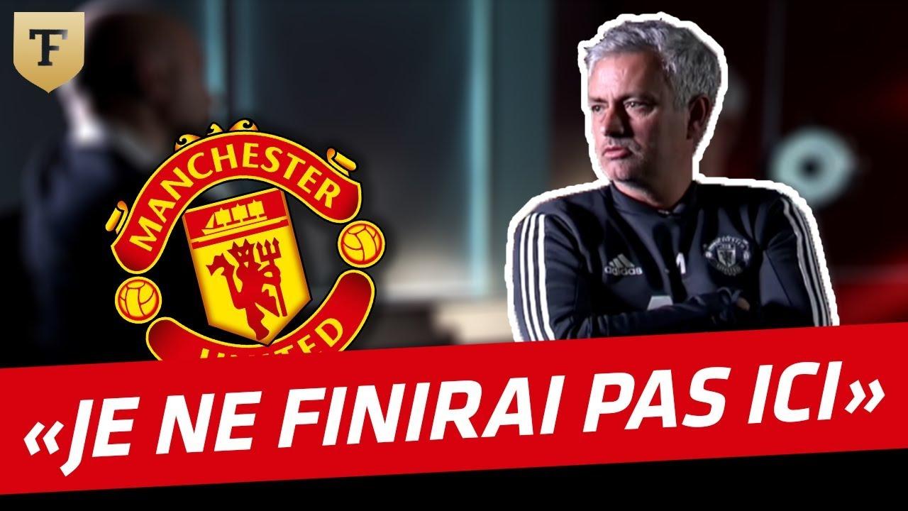 EXCLU TELEFOOT - José Mourinho :