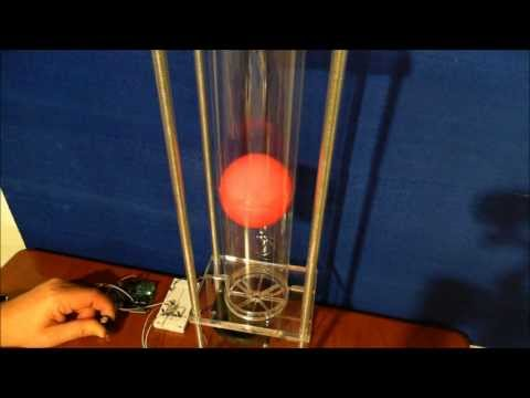 Arduino Floating Ball ( The Making )