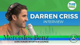 Darren Criss on Playing a Murder | Elvis Duran Show