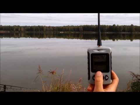 эхолот для рыбалки с берега выбрать видео
