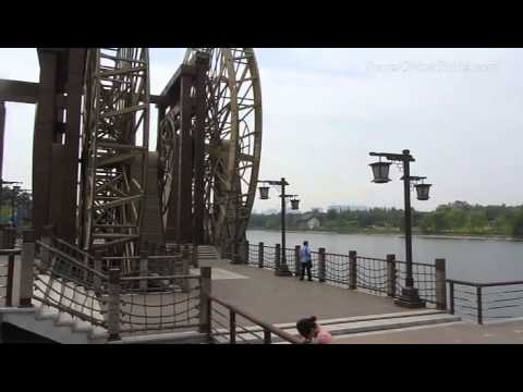 Hancheng Lake Park
