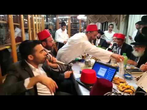 אופיר סלומון - חגיגות המימונה בביתו של הרב מיכאל לסרי שליט''א - 2016 - מרוקאית