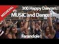 Capture de la vidéo Medieval And Renaissance History? Music And Dance ! Farandole.300 Happy People.troubadours.trouveres